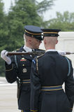 Arlington National Cemetery Changing of the Guards Royalty Free Stock Images