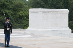 Arlington National Cemetery Changing of The Guard Royalty Free Stock Image