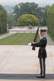 Arlington National Cemetery Changing of the Guards Stock Photo