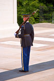 Changing the guard at Arlington Stock Photo