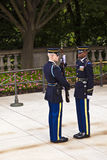 Changing the guard at Arlington Stock Photography