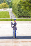 Changing the guard at Arlington Royalty Free Stock Image
