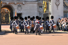 Changing the Guard, Buckingham Palace Stock Images