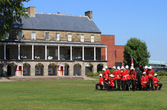 Changing of the Guard Ceremony Royalty Free Stock Image