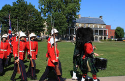Changing of the Guard Ceremony Royalty Free Stock Images