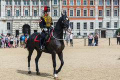 Changing the Guard, Horse Guards Parade Royalty Free Stock Photography