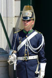 Changing of Guard in Lisbon, Portugal Royalty Free Stock Images