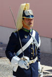 Changing of Guard in Lisbon, Portugal Stock Image