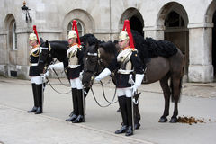 Changing of the Guard London Stock Photography