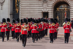 Changing the Guard London Royalty Free Stock Photography