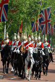 Changing of the guard, London Stock Images
