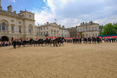 Changing the Guard, London, England Royalty Free Stock Images
