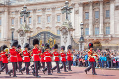 Changing of the Guard Royalty Free Stock Images