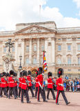 Changing of the Guard Stock Image