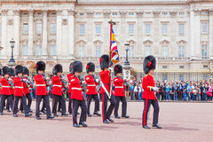 Changing of the Guard Stock Photo