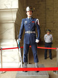 Changing guard in Martyrs Shrine Royalty Free Stock Photography