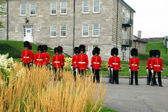 Changing of the Guard Royalty Free Stock Photography