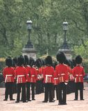 Changing of the Guards Royalty Free Stock Photography