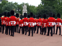Changing of the guards Royalty Free Stock Photos