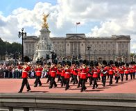 Buckingham Palace London Royalty Free Stock Images