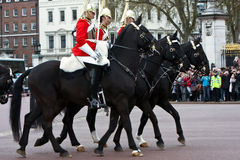 Changing of the Guards ceremony. Stock Images