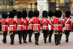 Changing of the Guards ceremony. Royalty Free Stock Image