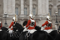 Changing of the Guards ceremony Royalty Free Stock Photos