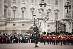 Changing of the Guards ceremony Royalty Free Stock Images