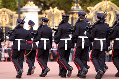 Changing guards ceremony, London Stock Photography
