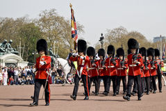 Changing of the guards in London Stock Images
