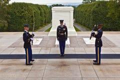 Free Changing The Guard At Arlington Stock Photography - 34533442