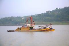 The Changjiang River stock photos
