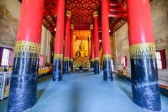 Changkham del phrathat de Wat worawihan Imágenes de archivo libres de regalías