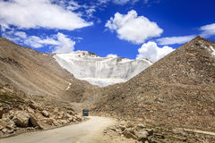 Changla Pass Royalty Free Stock Photography