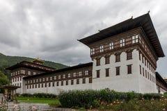 Changnagkha Lhakhang , Paro province Bhutan Sep 2015. Royalty Free Stock Image