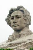 Changsha Orange Isle young Mao Zedong statue. Changsha Orange Isle young Mao Zedong Royalty Free Stock Photo
