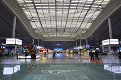 Changsha south railway station, China royalty free stock photos