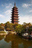 Changshu Square Tower Stock Images