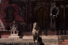 Changu Narayan - Νεπάλ Στοκ Φωτογραφίες