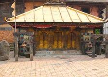 Changu Narayan Temple, Bhaktapur, Nepal Royalty Free Stock Photography