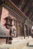 Changu Narayan Temple, Nepal royalty free stock photography