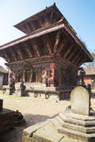 Changu Narayan Temple, Nepal Stock Images