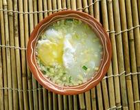 Changua-Betrug Huevo Stockbild