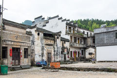 Changxi village Stock Image