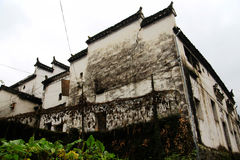 Changxi wioska Huizhou stylowa antyczna wioska w Chiny Obrazy Stock