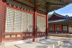 Changyeonggung Palace in Seoul, South Korea stock photography