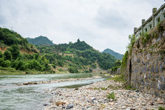 Changyuan river Stock Photography
