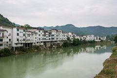Changyuan river Royalty Free Stock Images