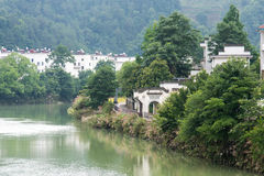 Changyuan river Royalty Free Stock Photos