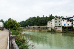 Changyuan river Royalty Free Stock Photo